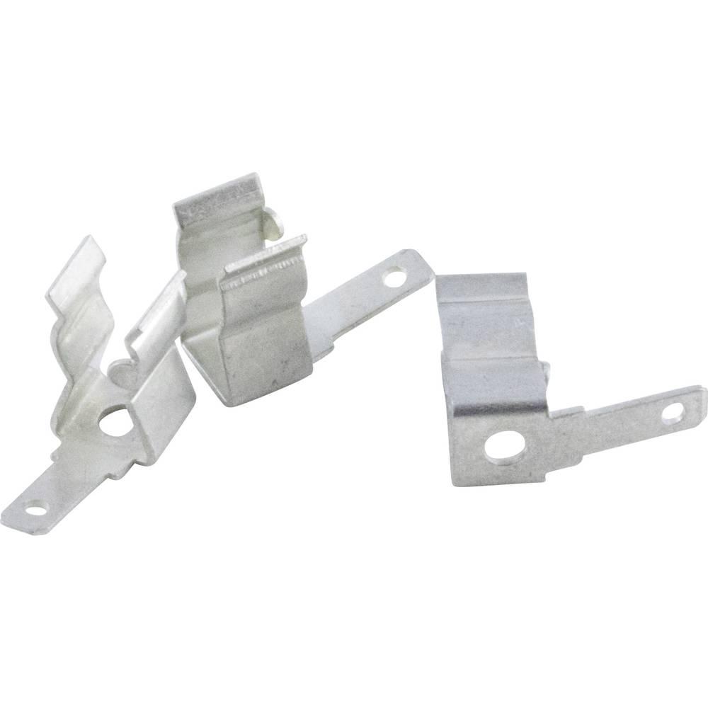 Prijemne vzmeti, izdelek primeren za mini varovalko 6.3 mm 6.3 A 500 V ESKA 121200 1 kos