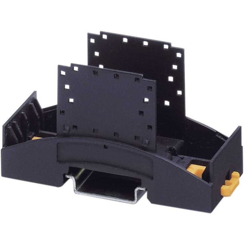 DIN-skinnekabinet Phoenix Contact BC 35,6 UT HBUS BK 89.7 x 35.6 x 62.6 Polycarbonat Sort 1 stk