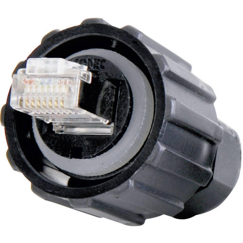 Sensor-/Aktor-datastikforbinder Conec 17-100474 1 stk