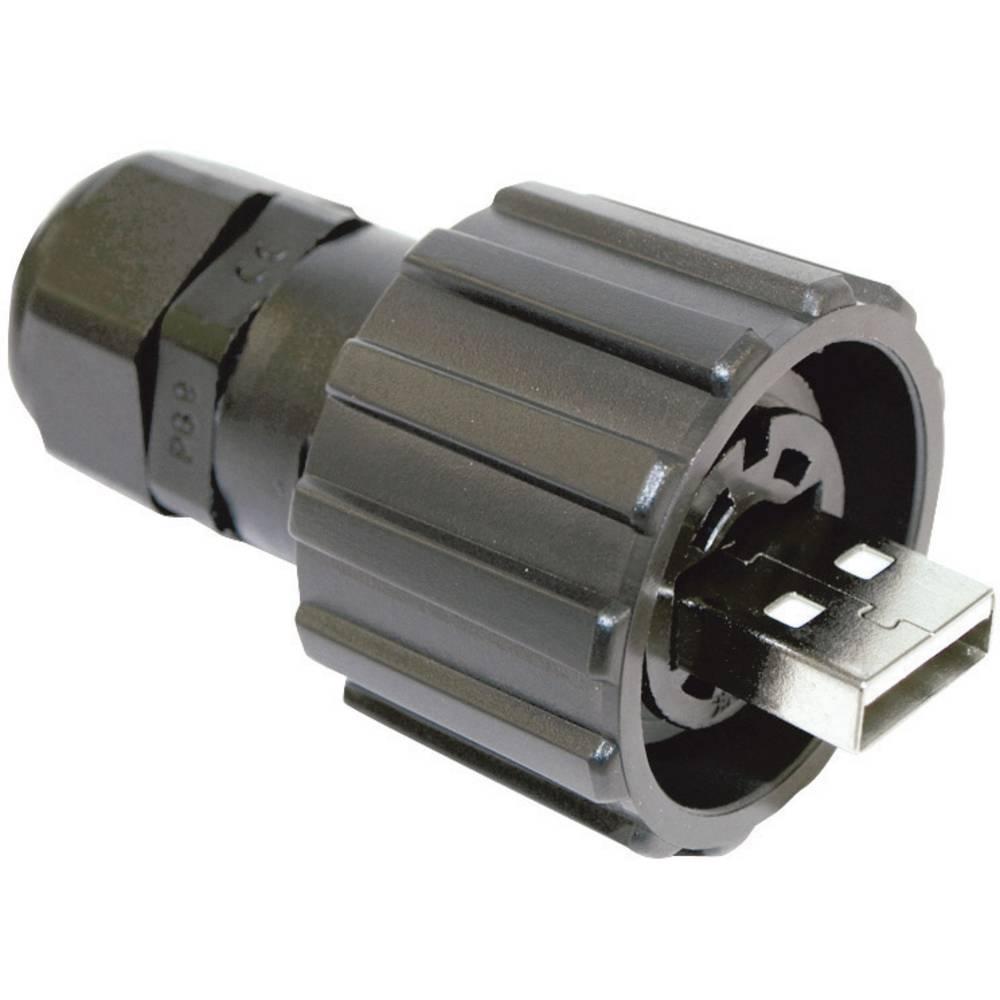 Conec 17-200121 Plug, straight