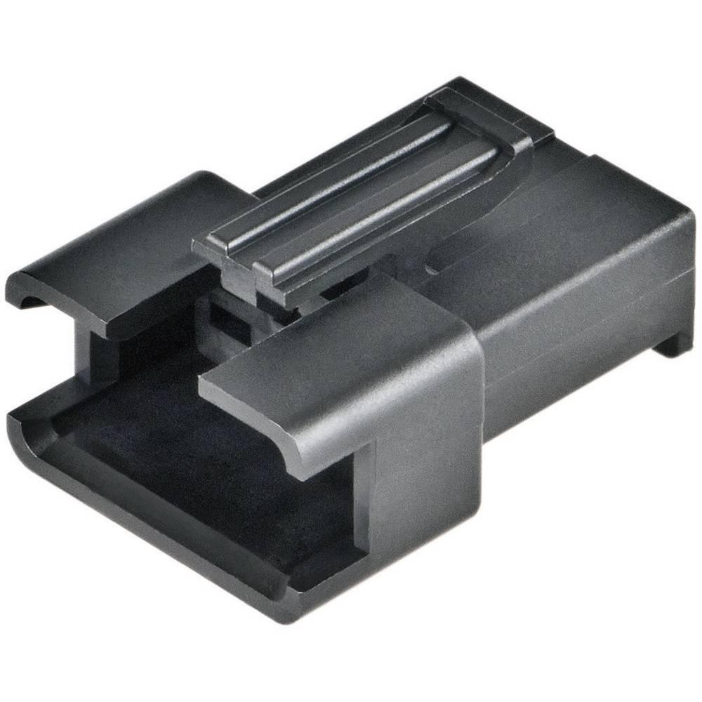 Ohišje J.S.T. serije SM, SMR-03V-B, razporeditev kontaktov:2,5 mm, poli: 3, 3 A, 1 kos JST