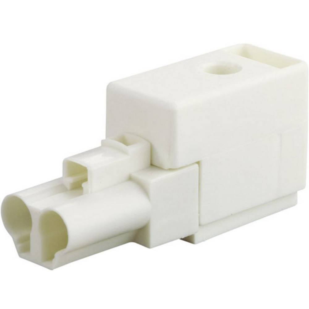 Ohišje za vtičnice, bele barve, Wieland 93.741.0558.0 1 kos