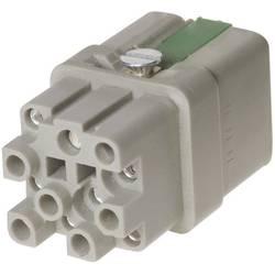 Industrijski konektorji SerieHan Q 12/0 Quick Lock, vložekzavtičnico Han Q12-F-QL Har.. 09 12 012 3101 Harting