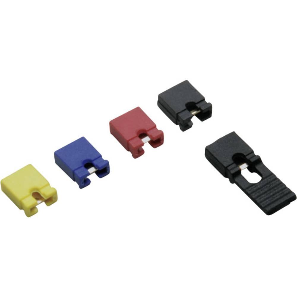 Kodirni/naslavljalni mostički,komplet Mere rastra=2.5/2.54mmBKL Electronic 10120906