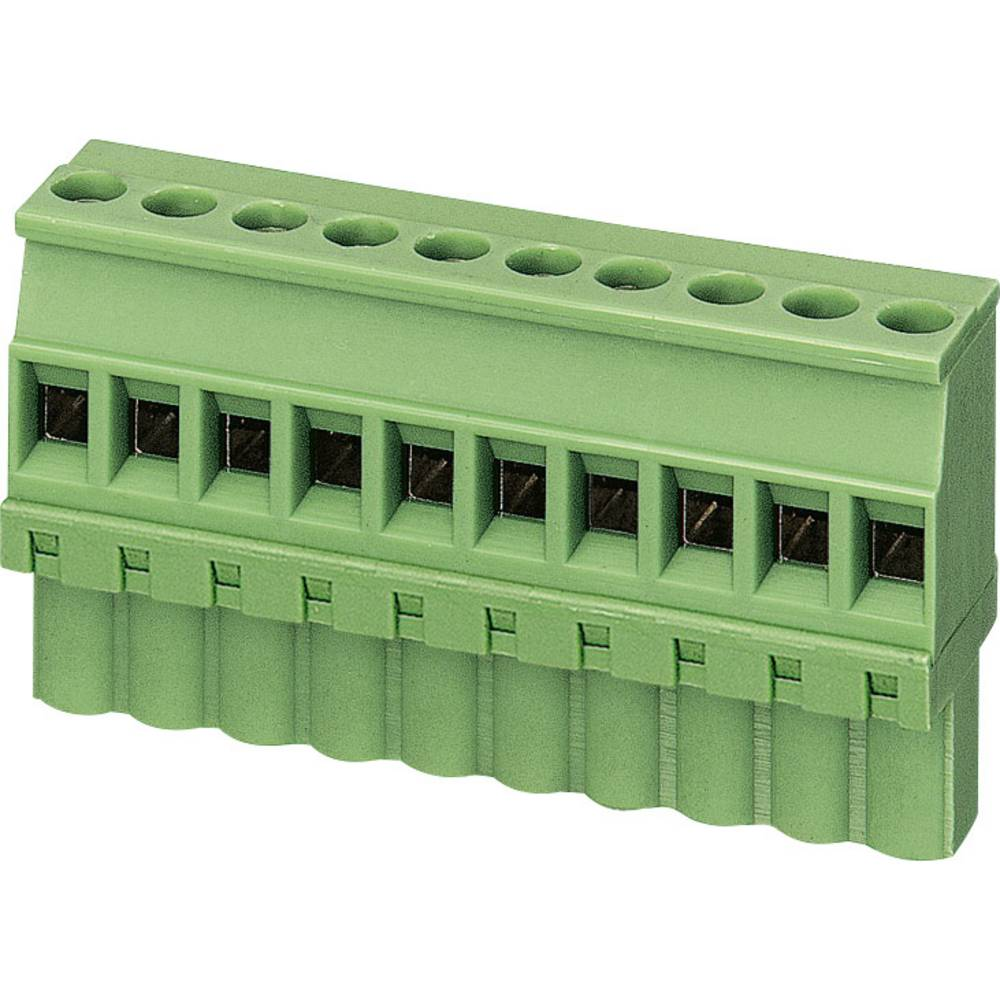 Tilslutningskabinet-kabel MVSTBW (value.1360761) Samlet antal poler 8 Phoenix Contact 1792582 Rastermål: 5 mm 1 stk
