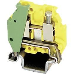 MIkro stezaljka MT 1,5-PE Phoenix Contact zeleno-žute boje, sadržaj: 1 kom.