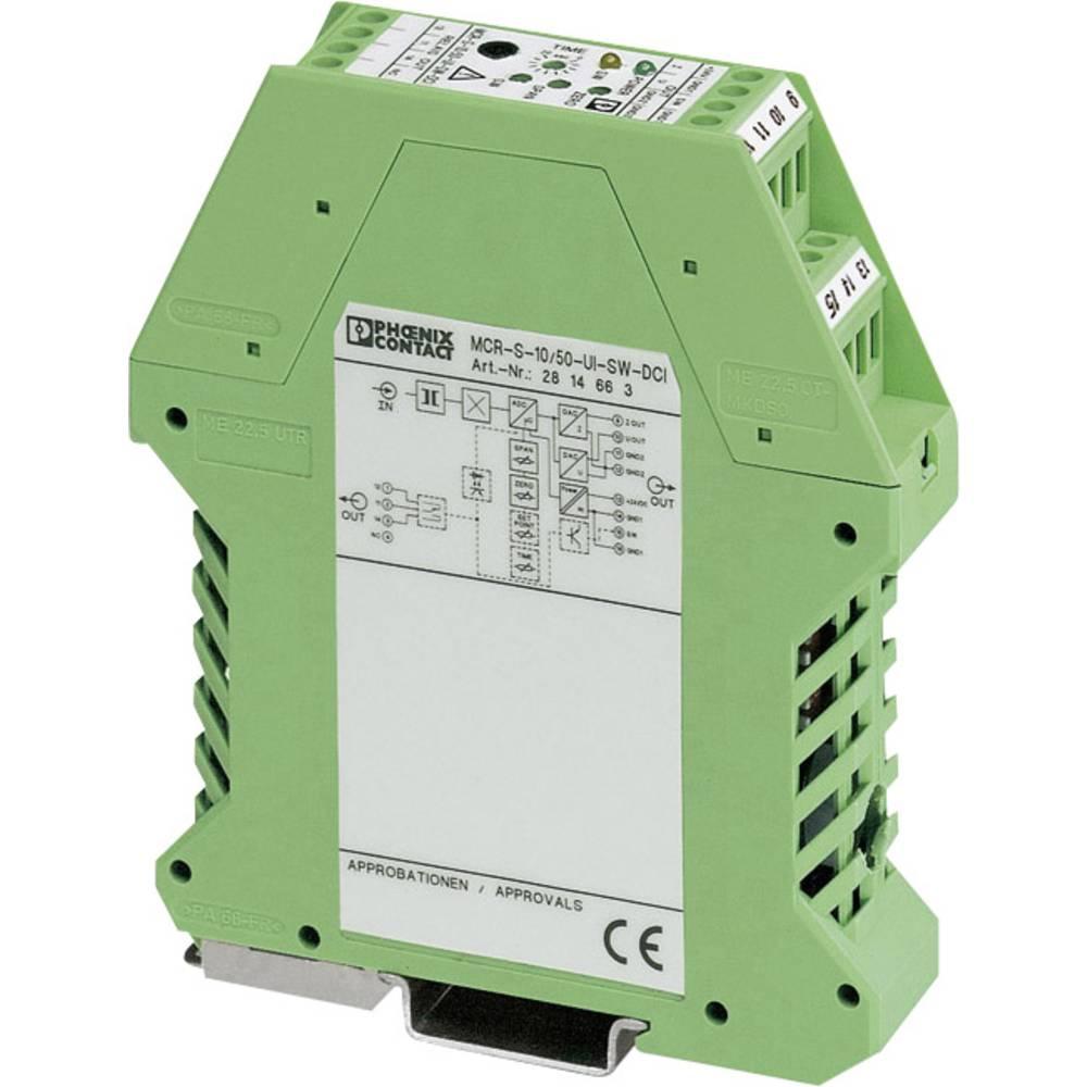 Phoenix Contact MCR-S10/50-UI-SW-DCI-NC-aktivni mjerni pretvarač struje do 55A 2814744