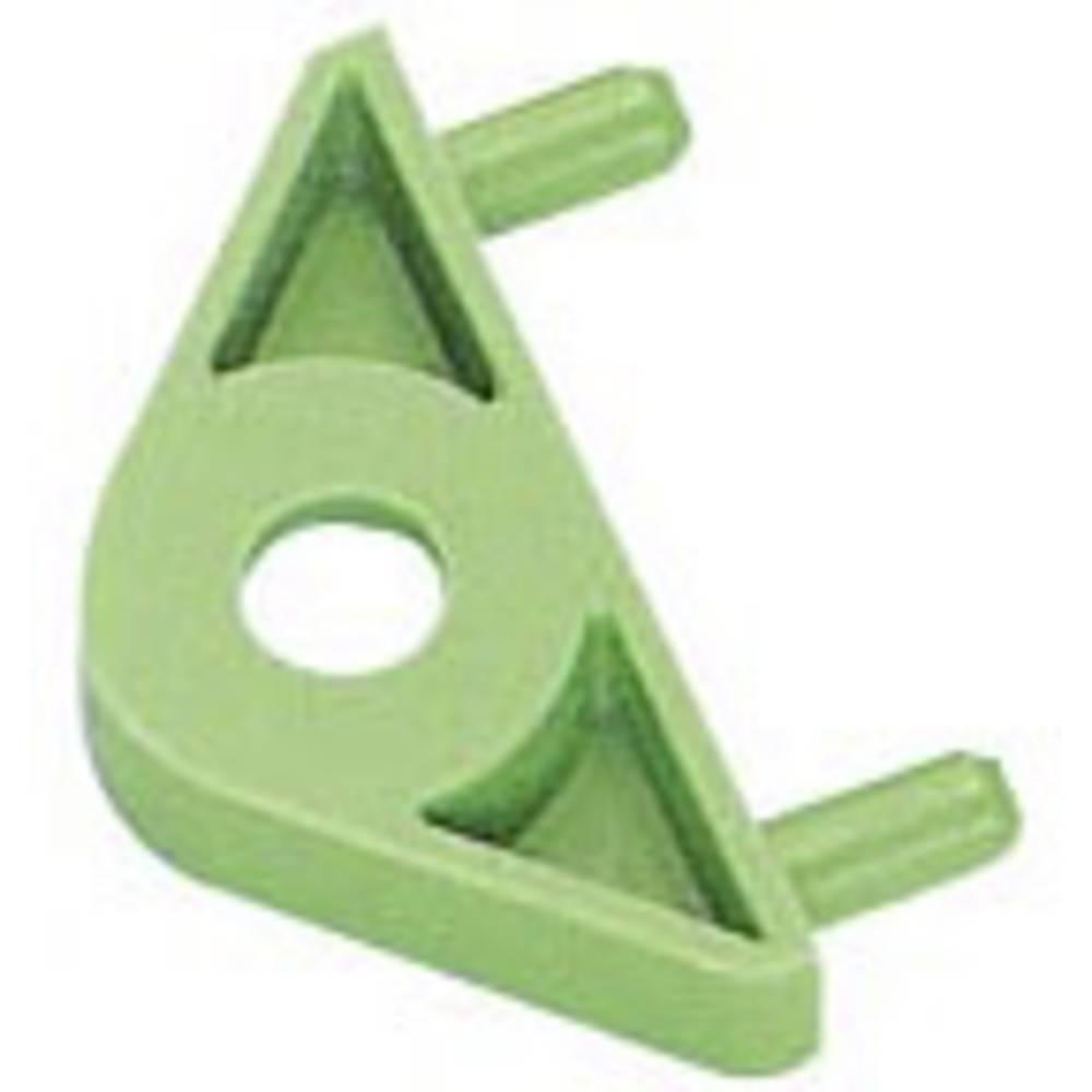 Kućište za DIN-letvu, pričvrsni element, poliamid, zelene boje Phoenix Contact UMK- BF 1 kom.