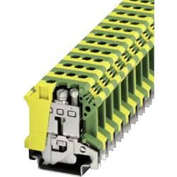 PE-stezaljka sa zaštitnim vodičem UISLKG 16 Phoenix Contact zeleno-žute boje, sadržaj: 1 kom.