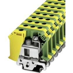 PE-stezaljka sa zaštitnim vodičem UISLKG 35 Phoenix Contact zeleno-žute boje, sadržaj: 1 kom.