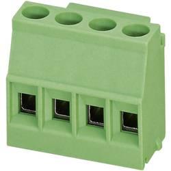 Skrueklemmeblok Phoenix Contact MKDS 1,5/ 8-5,08 1.50 mm² Poltal 8 Grøn 1 stk