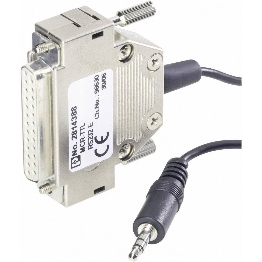 Adapterski kabel za softver Phoenix Contact MCR-TTL/RS232-E 2814388 1 kom.