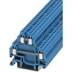Mini dvokatna stezaljka MTTB 1,5 BU Phoenix Contact plave boje, sadržaj 1 kom.