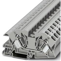 Instalacijska provodna stezaljka sa zateznom oprugom STI 16 Phoenix Contact sive boje, sadržaj: 1 kom.