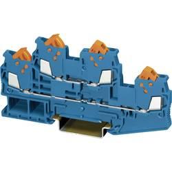 Dvokatna stezaljka QTTCB 1,5 BU Phoenix Contact plave boje, sadržaj: 1 kom.