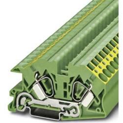 PE-stezaljka sa zaštitnim vodičem STI 10-PE Phoenix Contact zeleno-žute boje, sadržaj: 1 kom.