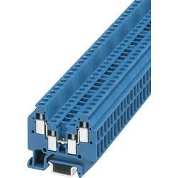 Mini dupla stezaljka MT 1,5-QUATTRO BU Phoenix Contact plave boje, sadržaj 1 kom.