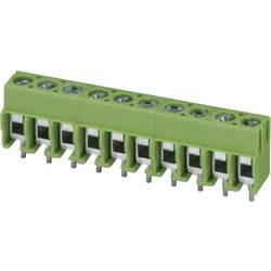 Skrueklemmeblok Phoenix Contact PT 1,5/ 7-5,0-H 2.50 mm² Poltal 7 Grøn 1 stk