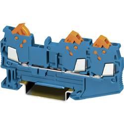 TWIN - stezaljka QTC 1,5-TWIN BU Phoenix Contact plave boje, sadržaj: 1 kom.