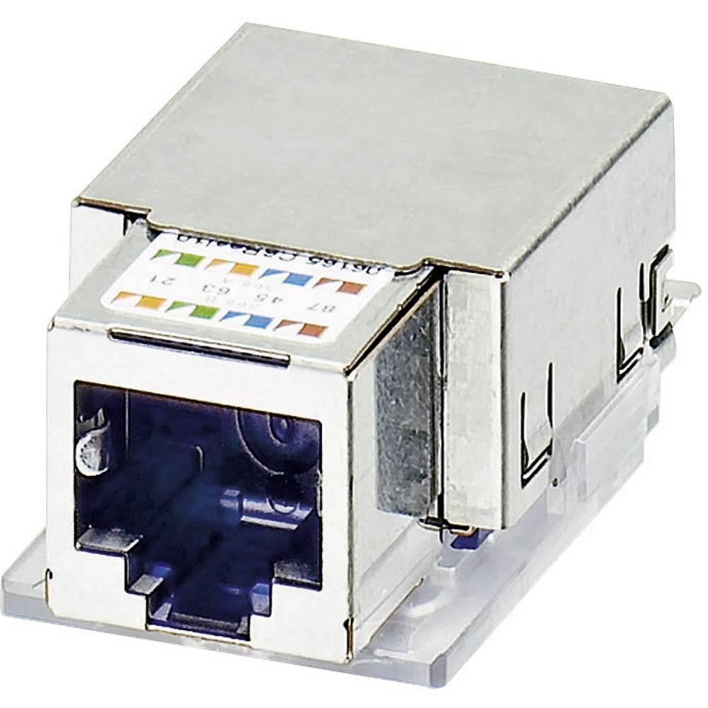 Ženski konektor RJ45, IP 20, CAT 5e 0,2 - 0,32 mm2 VS-08-BU-RJ45-5-F/PK Phoenix Contac 1652936 Phoenix Contact