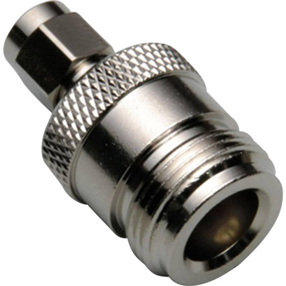 SMA-reverse-adapter SMA-Reverse-Stecker (value.1390897) - N-Buchse (value.1390821) BKL Electronic 0419108 1 stk
