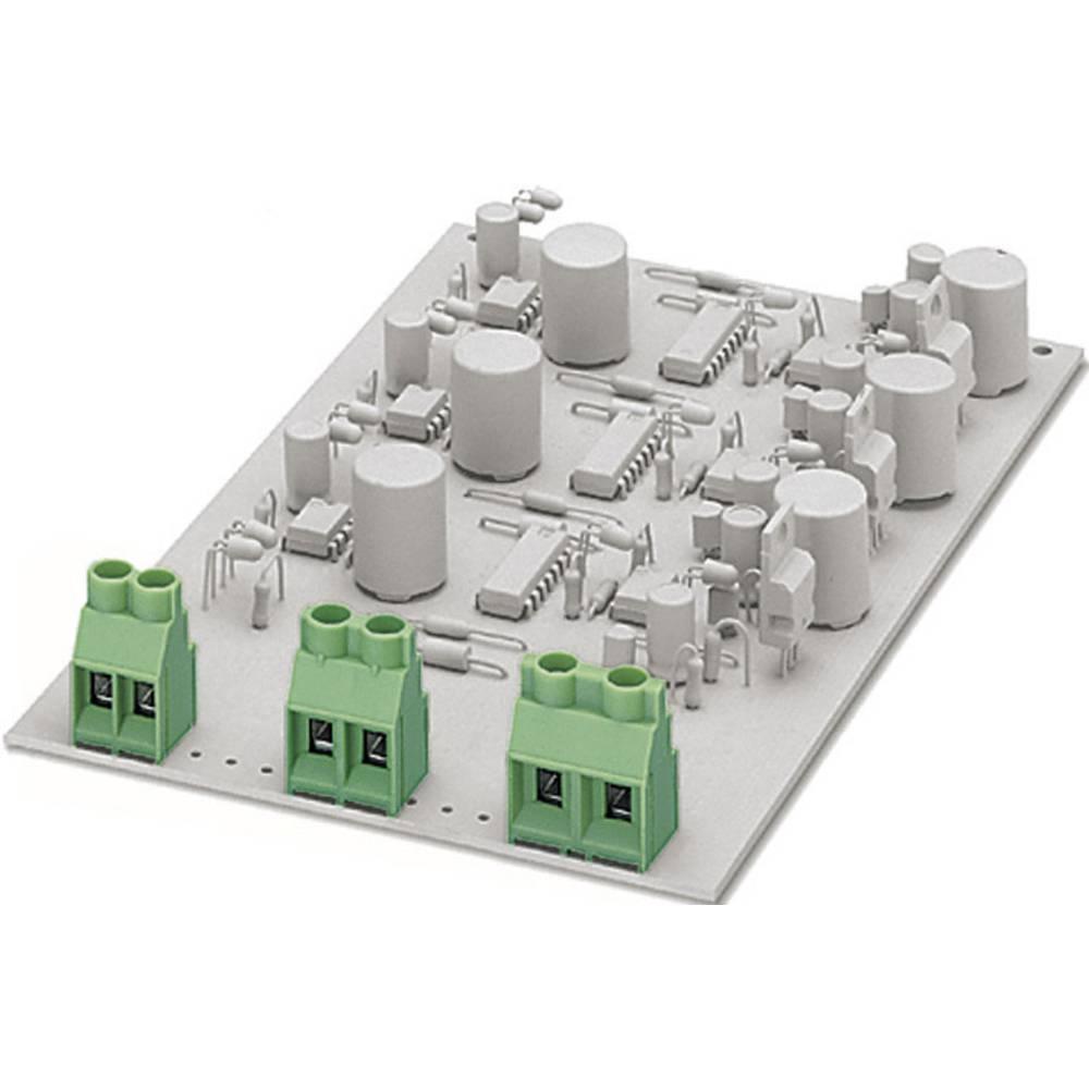 Skrueklemmeblok Phoenix Contact MKDS 5/ 3-9,5 4.00 mm² Poltal 3 1 stk