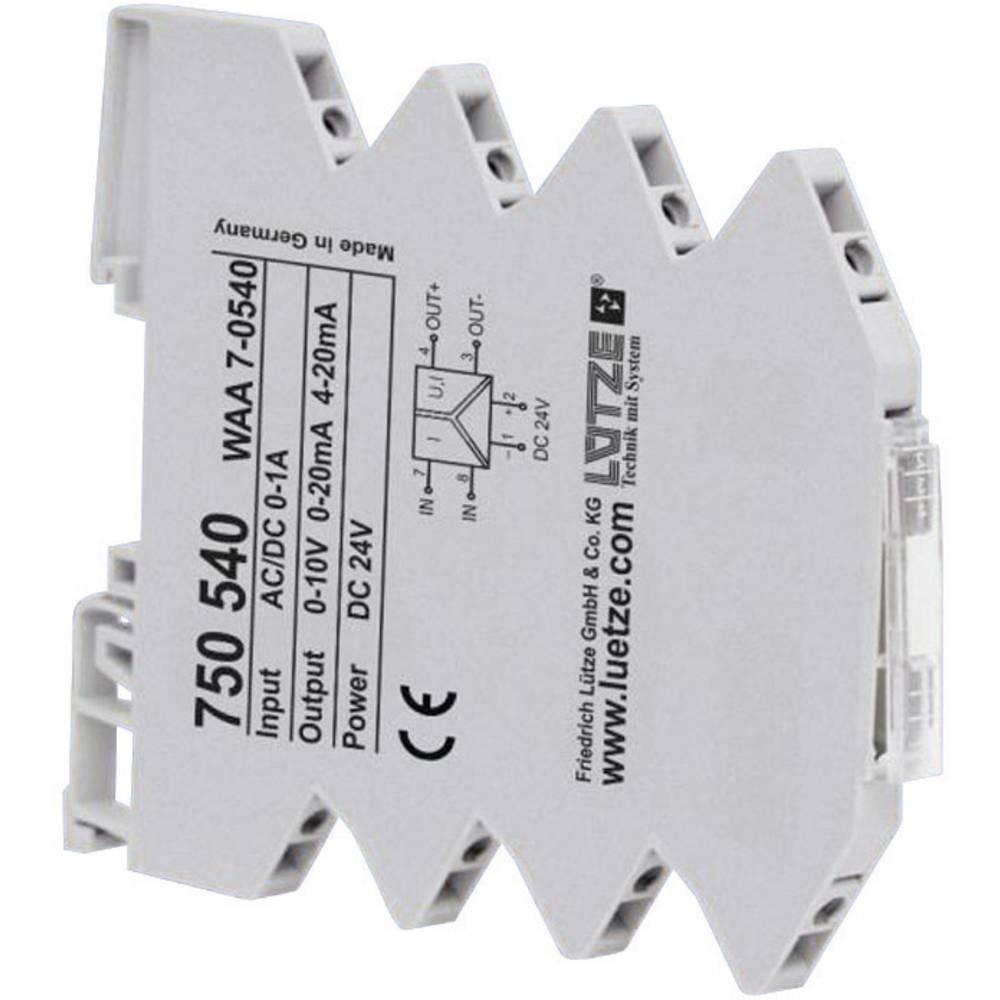 AC/DC tokovni transformator Lütze 7-0540tze 7-0540 750540