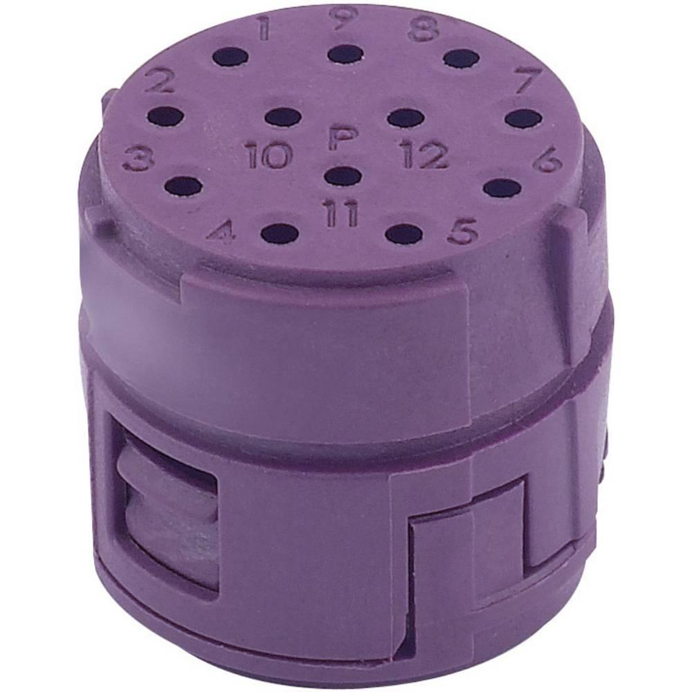 EPIC® CIRCON M23 vložek EPIC® M23 12P LappKabel vsebina: 1 kos