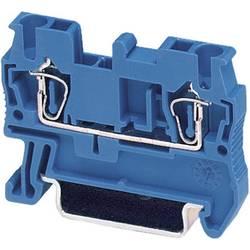 Provodna stezaljka sa zateznom oprugom ST ST 2,5 BU Phoenix Contact plave boje, sadržaj: 1 kom.