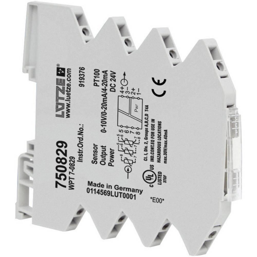Temperaturni pretvornik PT-100 WPT številka 7-0829 proizvajalec 750 829 LUTZE Vsebina: 1 kos 750829 Lütze