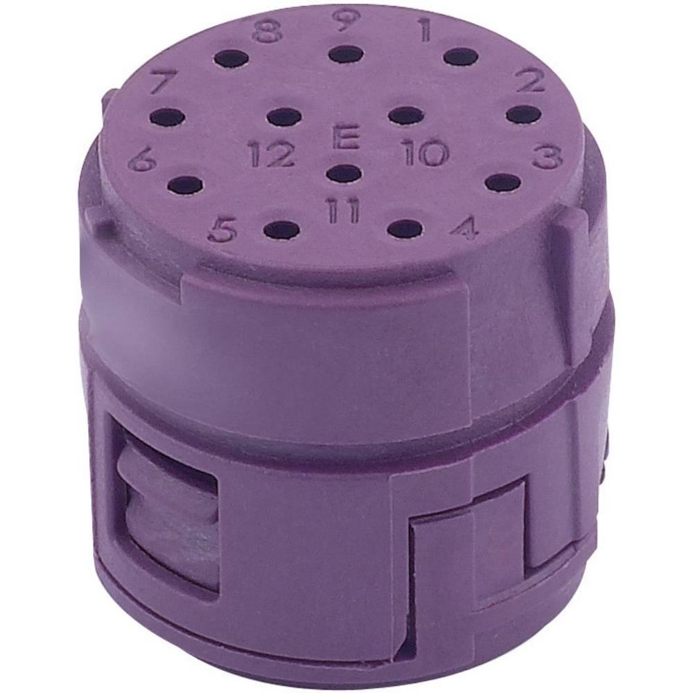 LappKabel 73028500 M23 17E EPIC CIRCON M23 Pin Insert 7 A