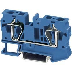 Provodna stezaljka sa zateznom oprugom ST ST 6 BU Phoenix Contact plave boje, sadržaj: 1 kom.