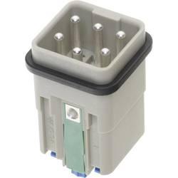 Industrijski konektorji serijeHan Q 5/0 Quick Lock - pinskivložek Han Q5/0-M-QL Hartin.. 09 12 005 2633 Harting