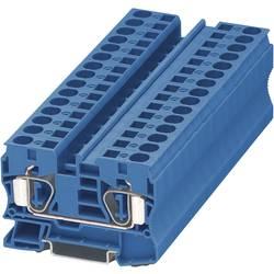 Provodna stezaljka sa zateznom oprugom ST ST 10 BU Phoenix Contact plave boje, sadržaj: 1 kom.