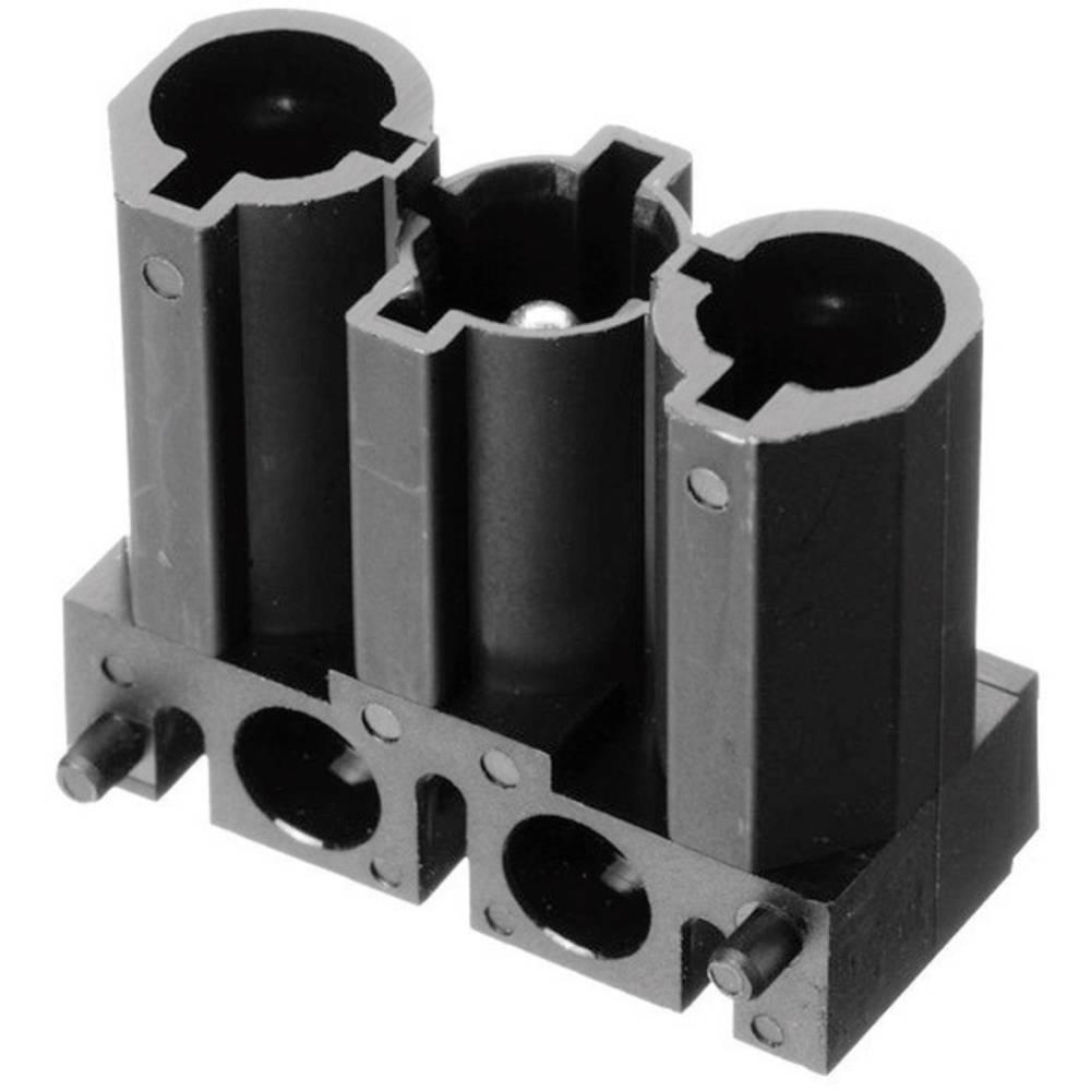 Strømstik AC Serie (netstik) AC Stik, lige Samlet poltal: 2 + PE 16 A Hvid Adels-Contact AC 166 GSTLV/ 3 1 stk