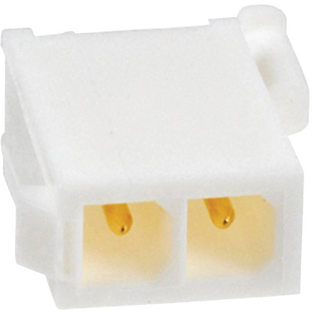 Ohišje s podnožjem TE Connectivity Mini-Universal-MATE-N-LOK1-770166, za tiskano vezje