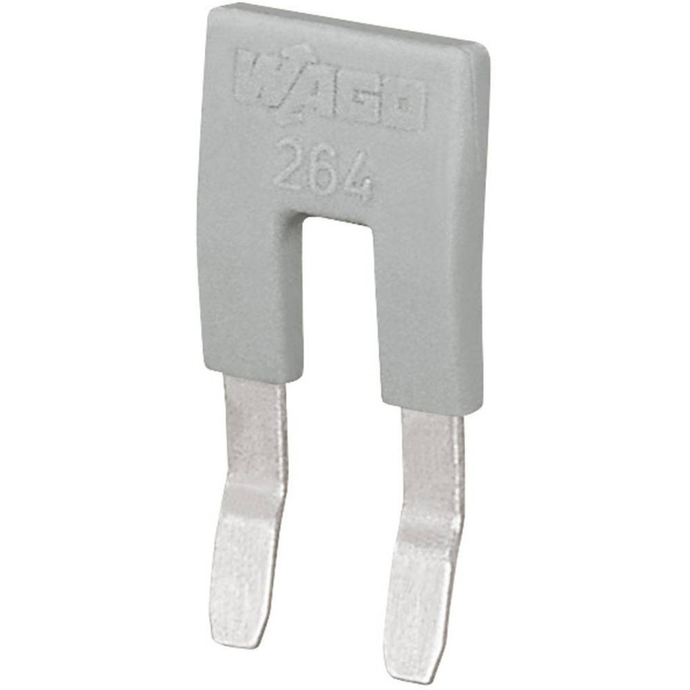 WAGO 264-402 264-series Terminal Block Accessory Compatible with: Single and mini terminals
