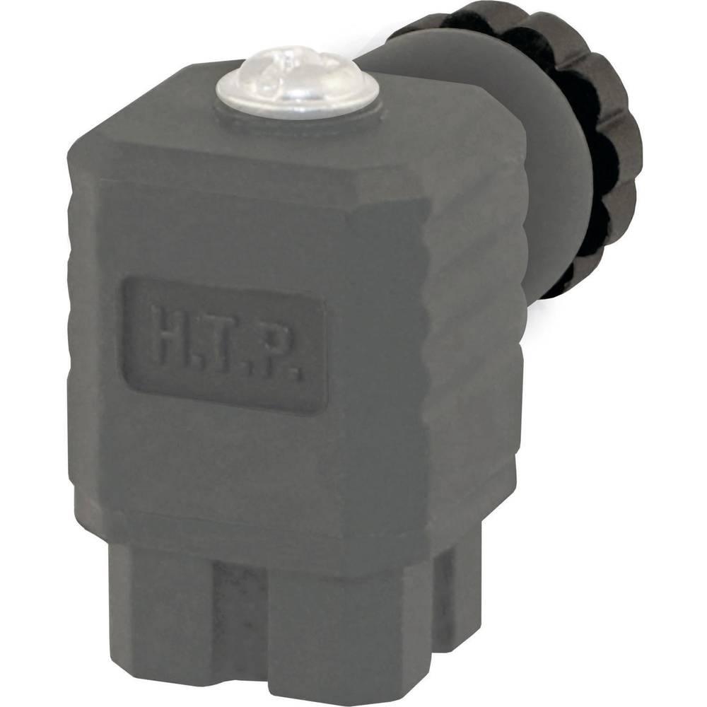 Ventil plug P3 Series HTP P3GZ4000-6WG Sort 1 stk