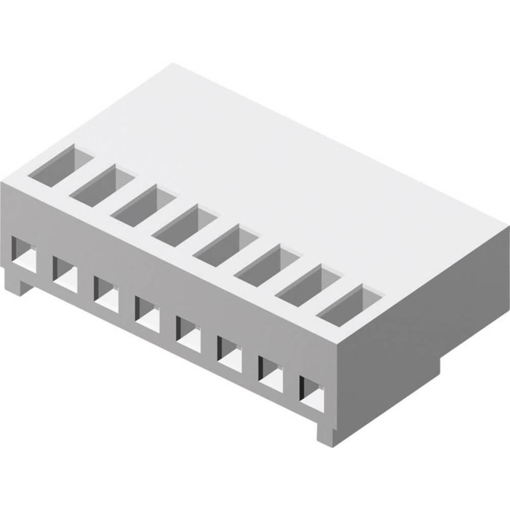 Tilslutningskabinet-kabel BLC Samlet antal poler 10 MPE Garry 431-1-010-X-KS0 Rastermål: 2.54 mm 1000 stk