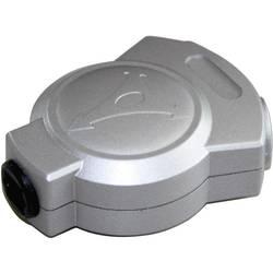 Toslink Digital Audio Y-adapter [1x Toslink hona (ODT) - 2x Toslink hona (ODT)] 0 m Silver Hicon