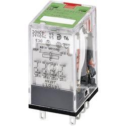 Vtični rele 230 V/AC 5 A 4 izmenjevalniki Phoenix Contact REL-IR/L-230AC/4X21 AU 1 kos