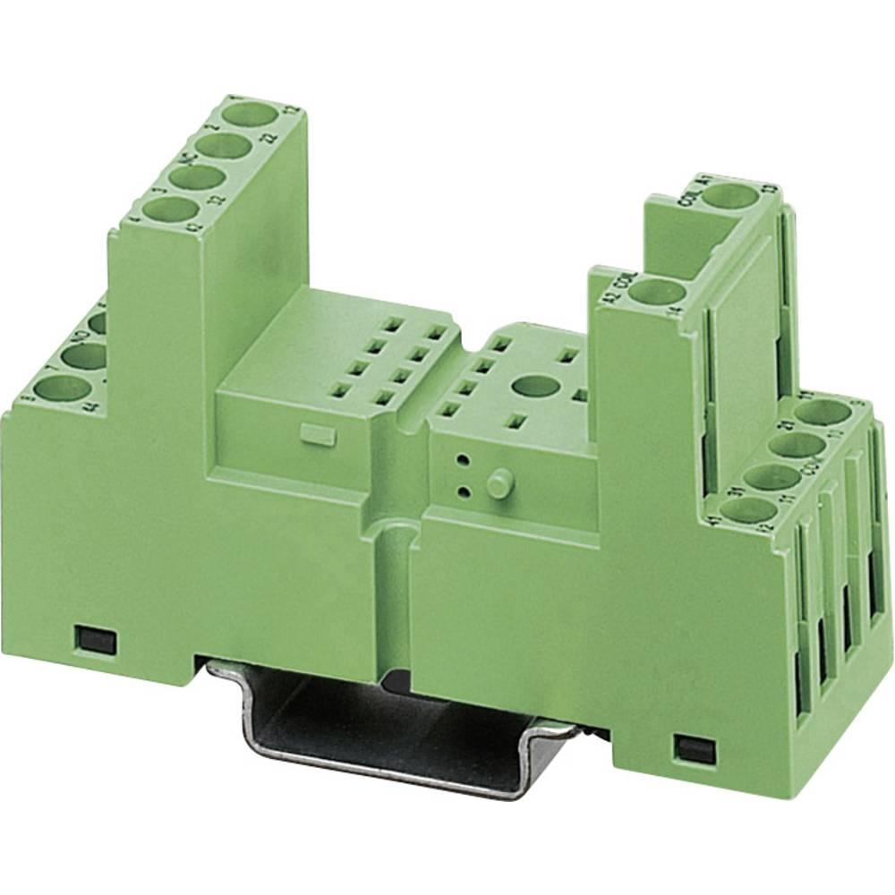 Podnožje releja 1 kom. Phoenix Contact PR2-BSC2/4X21 pogodno za seriju: Phoenix Contact serije REL-IR (L x B) 75 mm x 27 mm