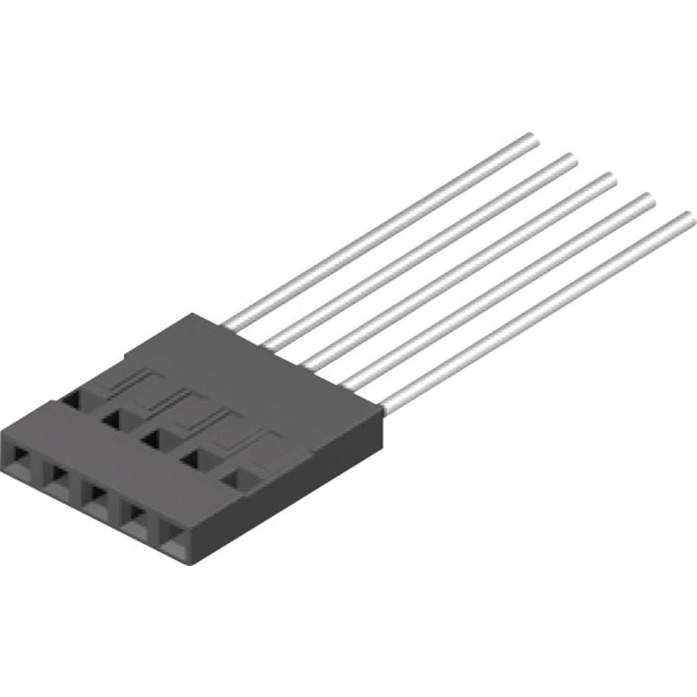 Tilslutningskabinet-kabel BLC Samlet antal poler 3 MPE Garry 430-1-003-X-KS0 Rastermål: 2.54 mm 4000 stk