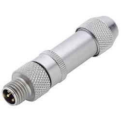 Sensor-, aktuator-stik, M8 Stik, lige Pol-tal (RJ): 3 Binder 99-3361-00-03 1 stk