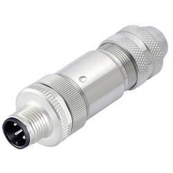 Sensor-, aktuator-stik, M12 Stik, lige Pol-tal (RJ): 5 Binder 99-1437-814-05 1 stk