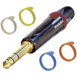 Oprema za banana vtič, označevalni obroči s poljem za napisza serijo X PXR-SET/MIX Neutrik