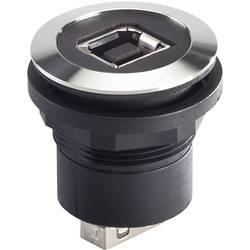 Schlegel RRJVA_USB_BA USB 2.0 Metal 1 stk