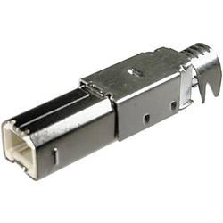 Samo konfekcionirani USB B-konektor USB B TRU Components sadržaj: 1 kom.