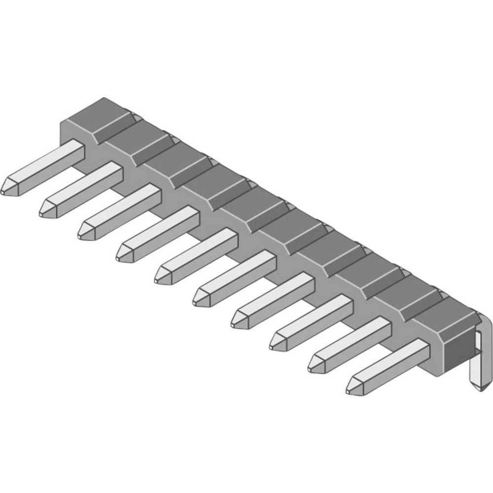 Stiftliste (standard) MPE Garry 332-1-040-0-F-XS0-0700 400 stk