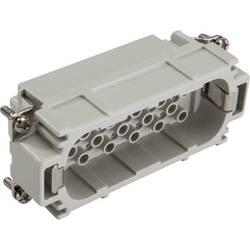 Enota za vtične konice EPIC® H-D 40 11265000 LappKabel skupno število polov 40 + PE 5 kosov